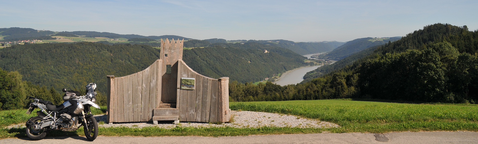 Sauwald-Panorama-Straße