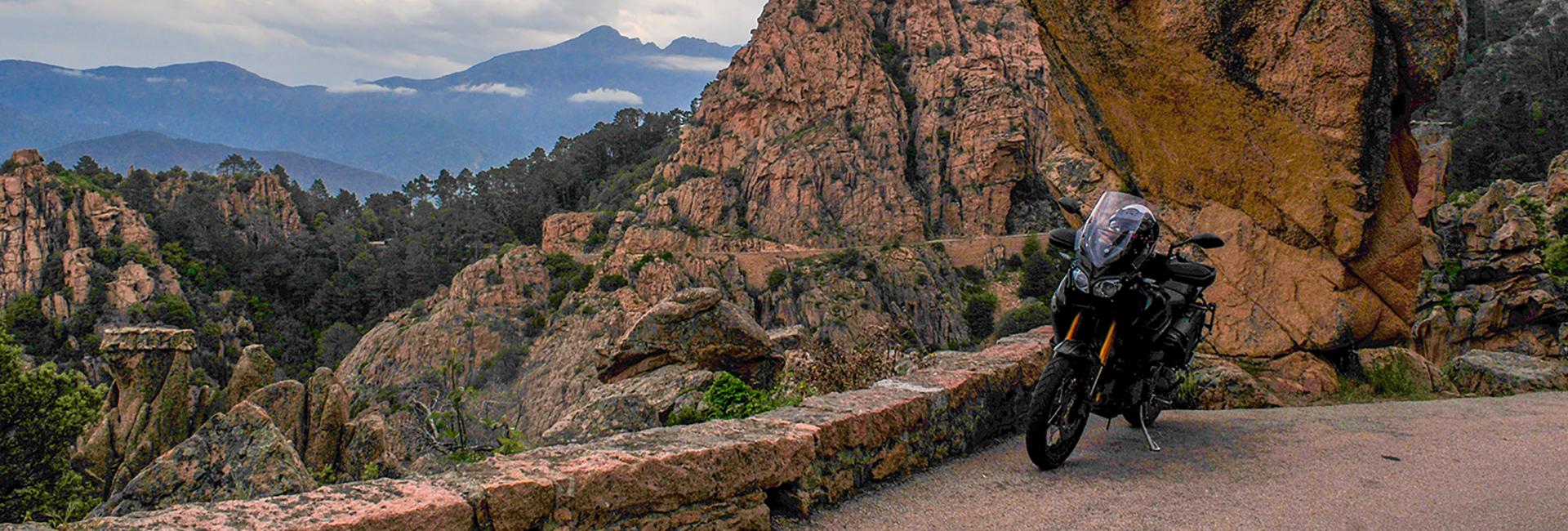 Korsika - Insel der Schönheit und der 10.000 Kurven!